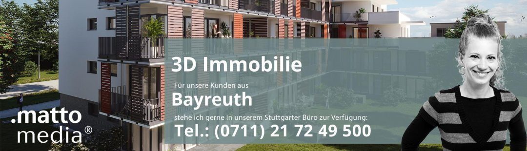Bayreuth: 3D Immobilie
