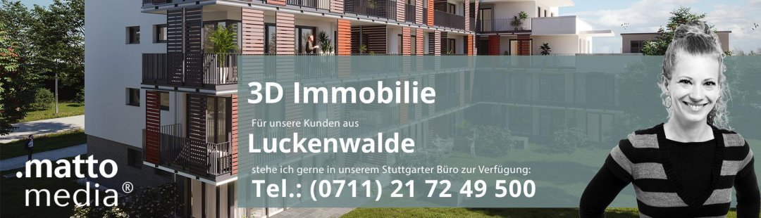Luckenwalde: 3D Immobilie