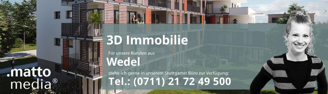 Wedel: 3D Immobilie