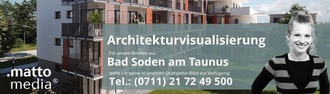 Bad Soden am Taunus: Architekturvisualisierung