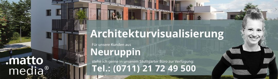 Neuruppin: Architekturvisualisierung