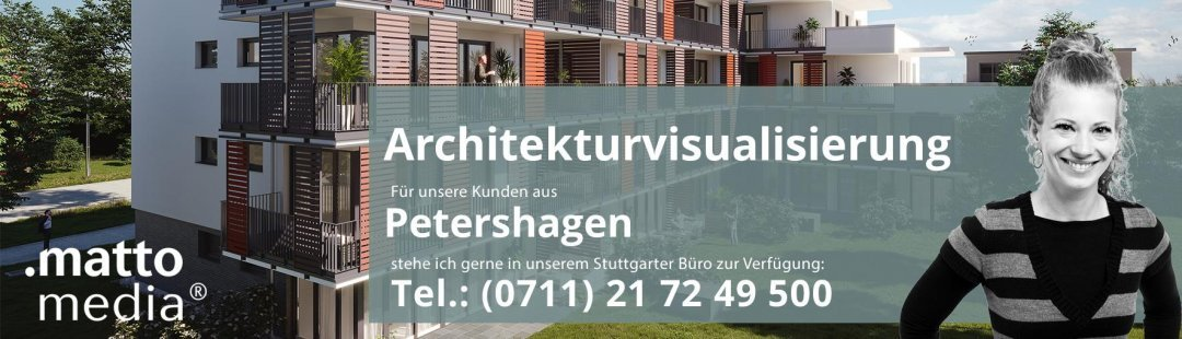 Petershagen: Architekturvisualisierung