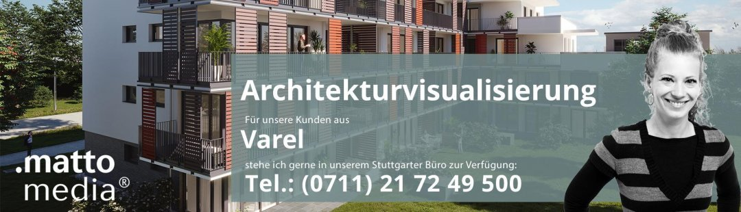 Varel: Architekturvisualisierung