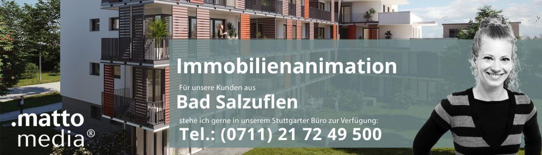 Bad Salzuflen: Immobilienanimation