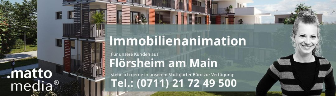 Flörsheim am Main: Immobilienanimation