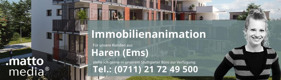 Haren (Ems): Immobilienanimation