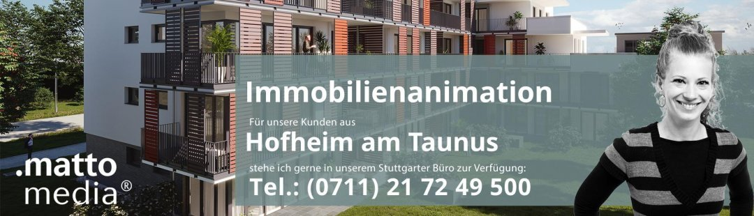 Hofheim am Taunus: Immobilienanimation