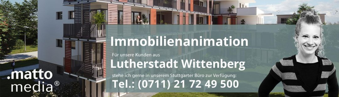 Lutherstadt Wittenberg: Immobilienanimation