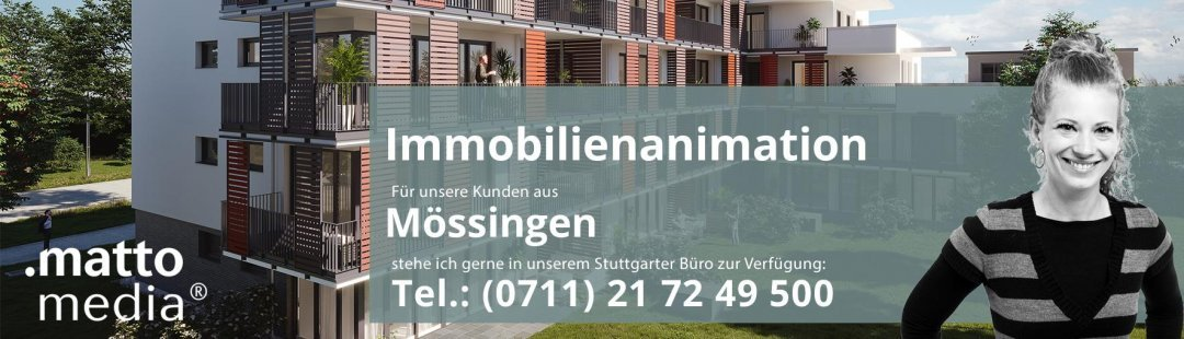 Mössingen: Immobilienanimation