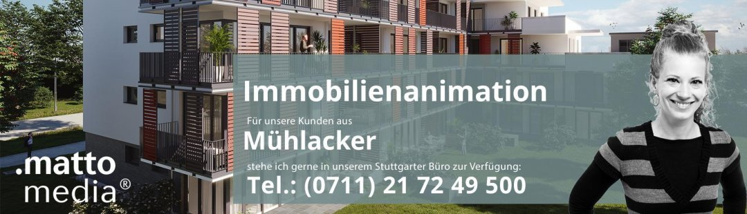Mühlacker: Immobilienanimation