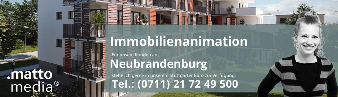 Neubrandenburg: Immobilienanimation