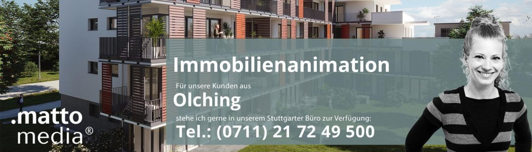 Olching: Immobilienanimation