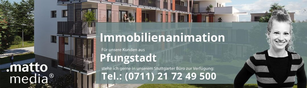 Pfungstadt: Immobilienanimation