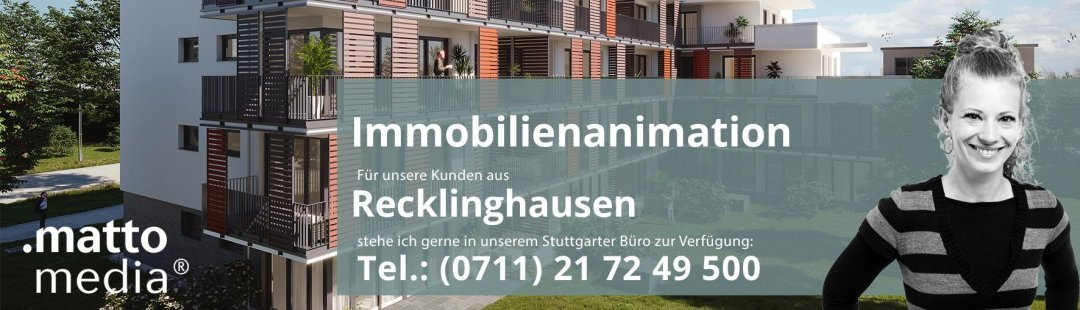 Recklinghausen: Immobilienanimation