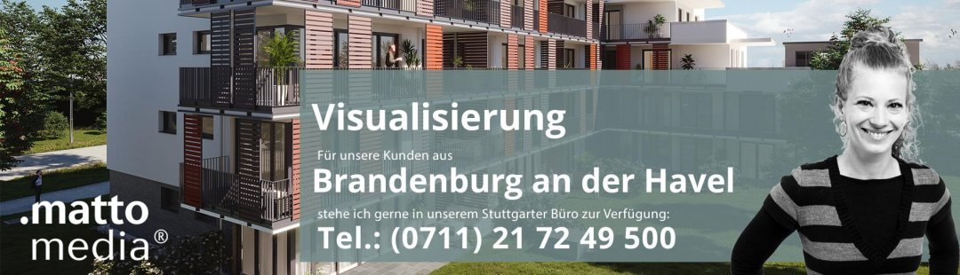 Brandenburg an der Havel: Visualisierung