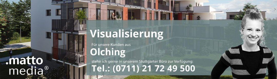 Olching: Visualisierung